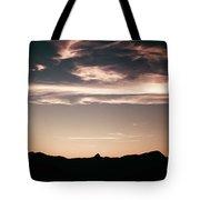 Watercolor Clouds. Tote Bag