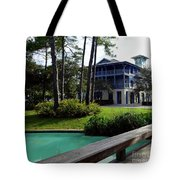 Watercolor Florida Tote Bag