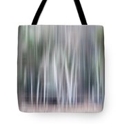 Watercolor Forest Tote Bag