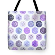 Watercolor Lovely Pattern II Tote Bag