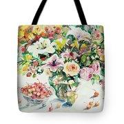 Watercolor Series 1 Tote Bag