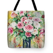 Watercolor Series 10 Tote Bag