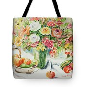 Watercolor Series 11 Tote Bag
