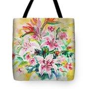 Watercolor Series 141 Tote Bag