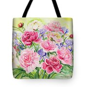 Watercolor Series 153 Tote Bag