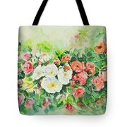 Watercolor Series 4 Tote Bag