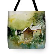 Watercolor Sosoye Tote Bag
