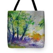 Watercolor Spring 2016 Tote Bag