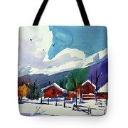 Watercolor_3483 Tote Bag