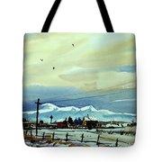 Watercolor_3487 Tote Bag