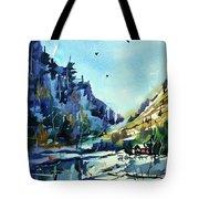 Watercolor3810 Tote Bag