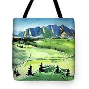 Watercolor4509 Tote Bag