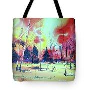 Watercolor4632 Tote Bag