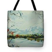 Watercolor5498 Tote Bag