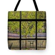 Watercolors Of The Garden Tote Bag