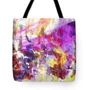 Watercolour Watercolor Paint Ink  Tote Bag