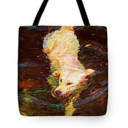 Waterdance Tote Bag