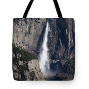 Waterfall 2 Color Tote Bag