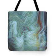 Waterfall Angel Tote Bag