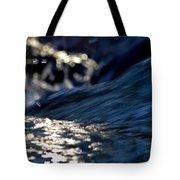 Waterfall At Dawn  Tote Bag