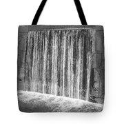 Waterfall Backdrop Tote Bag