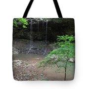 Waterfall Base Tote Bag