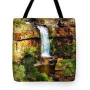 Waterfall Beauty Tote Bag