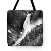 Waterfall, C1900 Tote Bag