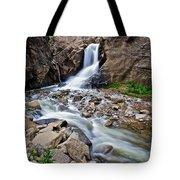 Boulder Falls Tote Bag