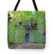 'waterfall Tote Bag
