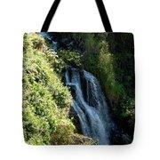 Waterfall I Tote Bag