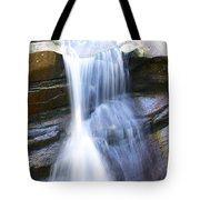 Waterfall In Nh Tote Bag