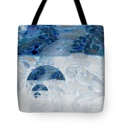 Waterfall In The Moon Tote Bag