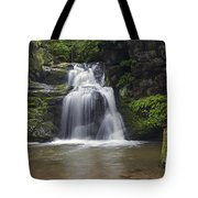 Waterfall Tote Bag