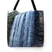 Waterfall Of The Grist Mill Tote Bag
