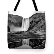 Waterfall Reflections Tote Bag