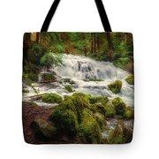 Waterfall Reverie Tote Bag