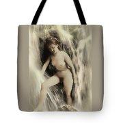 Waterfall Shower Tote Bag