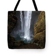 Waterfall Splash Tote Bag