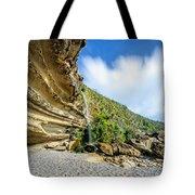 Waterfall, Truman Track Tote Bag