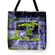 Waterfall Vortex Tote Bag