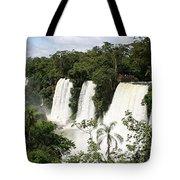 Waterfall Wonderland Tote Bag