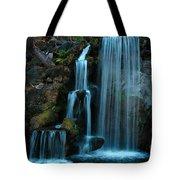 Waterfalls Tote Bag by Clayton Bruster