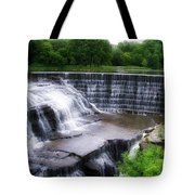 Waterfalls Cornell University Ithaca New York 05 Tote Bag