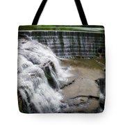Waterfalls Cornell University Ithaca New York 06 Tote Bag