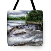 Waterfalls Cornell University Ithaca New York 07 Tote Bag