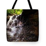 waterfallScoop Tote Bag