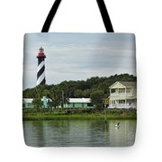 Historic Waterfront Beauty Tote Bag