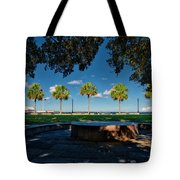 Waterfront Park. Tote Bag