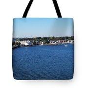 Waterfront Tote Bag